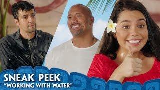 Download ″Working With Water″ Sneak Peek - Behind The Scenes of Moana Video