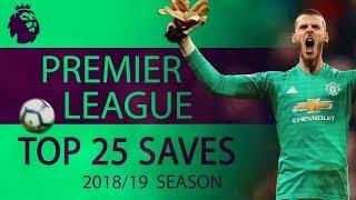 Download Top 25 saves of 2018-19 Premier League season   NBC Sports Video