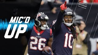 Download DeAndre Hopkins Mic'd Up vs. Cardinals ″I'm Trying to Get My Hall of Fame Stats Up″ | NFL Sound FX Video
