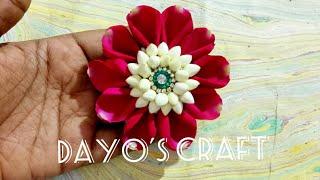 Download Bridal Jadai Billai with fresh flowers Video