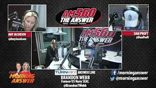 Download Chicago's Morning Answer - Brandon Webb - August 17, 2017 Video