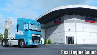 Download ✅ ETS2 - Real Engine Sound DAF XF 106 460 Euro 6 Paccar MX 13 340 Video