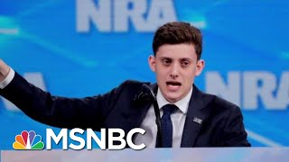Download Should A Student Lose A College Acceptance Over Past Social Media Postings? | Velshi & Ruhle | MSNBC Video