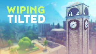 Download WIPING TILTED | 18 BOMB BEFORE LEAVING TILTED TOWERS (Fortnite Battle Royale) Video