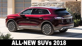Download 10 All New SUVs Going on Sale in 2018 2019 Interior and Exterior Video