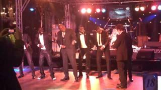 Download Drogba Foundation Charity Ball - Drogba and Akon Dancing Video