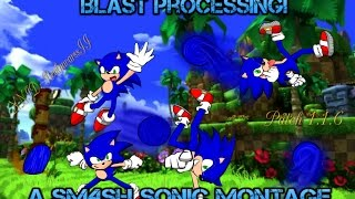 Download Blast Processing: a Sonic Smash 4 montage Video