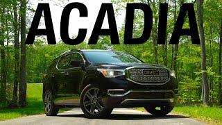 Download 2017 GMC Acadia Quick Drive | Consumer Reports Video