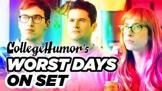 Download CollegeHumor's Worst Days on Set Video