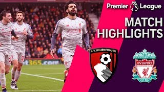 Download Bournemouth v. Liverpool I PREMIER LEAGUE MATCH HIGHLIGHTS I 12/8/18 I NBC Sports Video