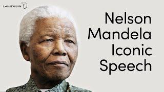 Download Nelson Mandela speech that changed the world Video