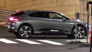 Download Jaguar I-Pace Spied Undisguised Video