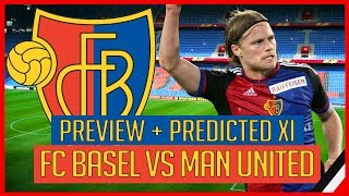 Download FC BASEL VS MAN UNITED | STARTING XI SHOW + MATCH PREVIEW Video