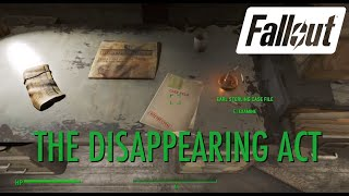 Download Fallout 4 - The Disappearing Act (Nick's Cases) Video