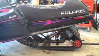 How To: Track Tension and Alignment (snowmobile) Free