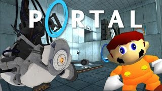 Download Portal M4R10 - If Mario was in...Portal Video