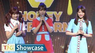 Download Honey Popcorn(허니팝콘) 'Bibidi Babidi Boo' Showcase -Greetings- (비비디바비디부, 미카미 유아, Yua Mikami) Video