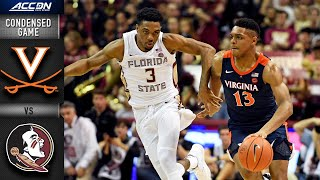 Download Virginia vs. Florida State Condensed Game | ACC Men's Basketball 2019-20 Video