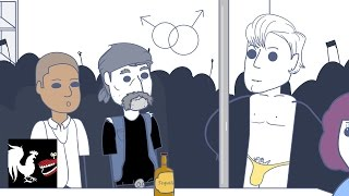 Download Rooster Teeth Animated Adventures - Bar Fights & Gay Bars Video