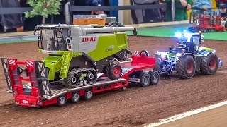 Download RC tractors in action! Nice R/C farming in 1:32 scale! Video