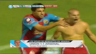 Download Los goles de Darío Benedetto en Arsenal - Resumen SportsCenter Video