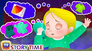 Download Cussly And His Dream - Bedtime Stories for Kids in English | ChuChu TV Storytime for Children Video