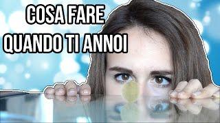 Download COSA FARE QUANDO TI ANNOI Video