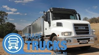 Download Iveco Powerstar 6400 | Review | Truck TV Australia Video