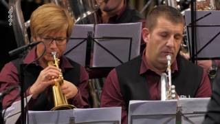 Download Raveling, Unraveling - Philip Sparke door Brassband Buizingen Video