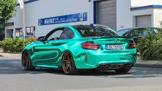 Download Tuner cars leaving a Carshow   Zucker 2019 Video