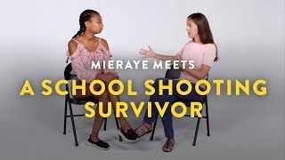 Download Kids Meet a School Shooting Survivor (Mieraye) | Kids Meet | HiHo Kids Video
