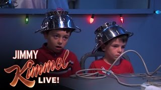 Download Jimmy Kimmel Lie Detective - Naughty or Nice Edition #1 Video