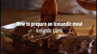 Download How to prepare an Icelandic meal: Icelandic Lamb Video