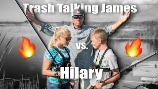 "Download 13yr old ""Trash Talking"" James vs Hilary - Revenge! Video"