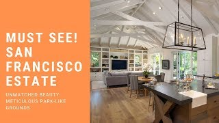 Download Beautiful San Francisco Home - MUST SEE!! $13.5 MILLION Video
