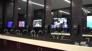 Download Texas A&M New Locker Room Reveal Video