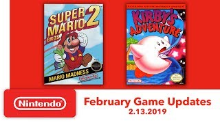 Download Nintendo Entertainment System - February Game Updates - Nintendo Switch Online Video