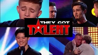 Download BGT - Most amazing auditions ever - Part 1 Video
