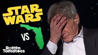 Download The Force Awakens Cast Plays ″Star Wars or Florida?″ Video