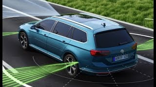 Download 2020 Volkswagen Passat with IQ.DRIVE – More comfortable and safer than ever before Video