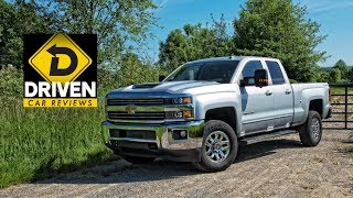 Download 2017 Chevrolet Silverado 2500HD Review Video