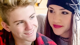 Download MattyBRaps - Right In Front Of You Video