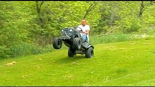 Download Off Road / Racing Mower Performance Carburetor Install Video