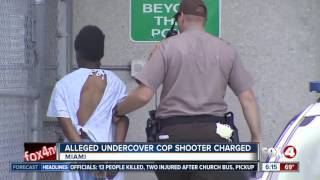 Download Alleged Undercover Cop Shooter Caught and Charged Video