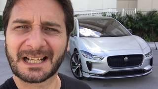 Download Jaguar I-Pace HSE 2019 | Detalles en vivo Video
