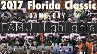 Download FAMU ″Marching 100″ Game Highlights - 2017 FL Classic Game Video