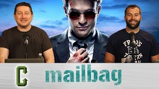 Download Why Iron Man Hasn't Contacted Daredevil - Collider Mailbag Video