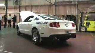 Download fastest car in the world 2012 Mustang Cobra Jet 0-60 less than a sec Video