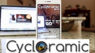 Download CYCLORAMIC VERSION 2.0 IS HERE!! 360 DEGREE PANORAMIC PHOTO AND VIDEO APP Video