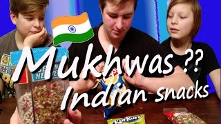 Download Canadian kids try Indian sweets/ Mukhwas /Magic Masala Lay's Chips Video